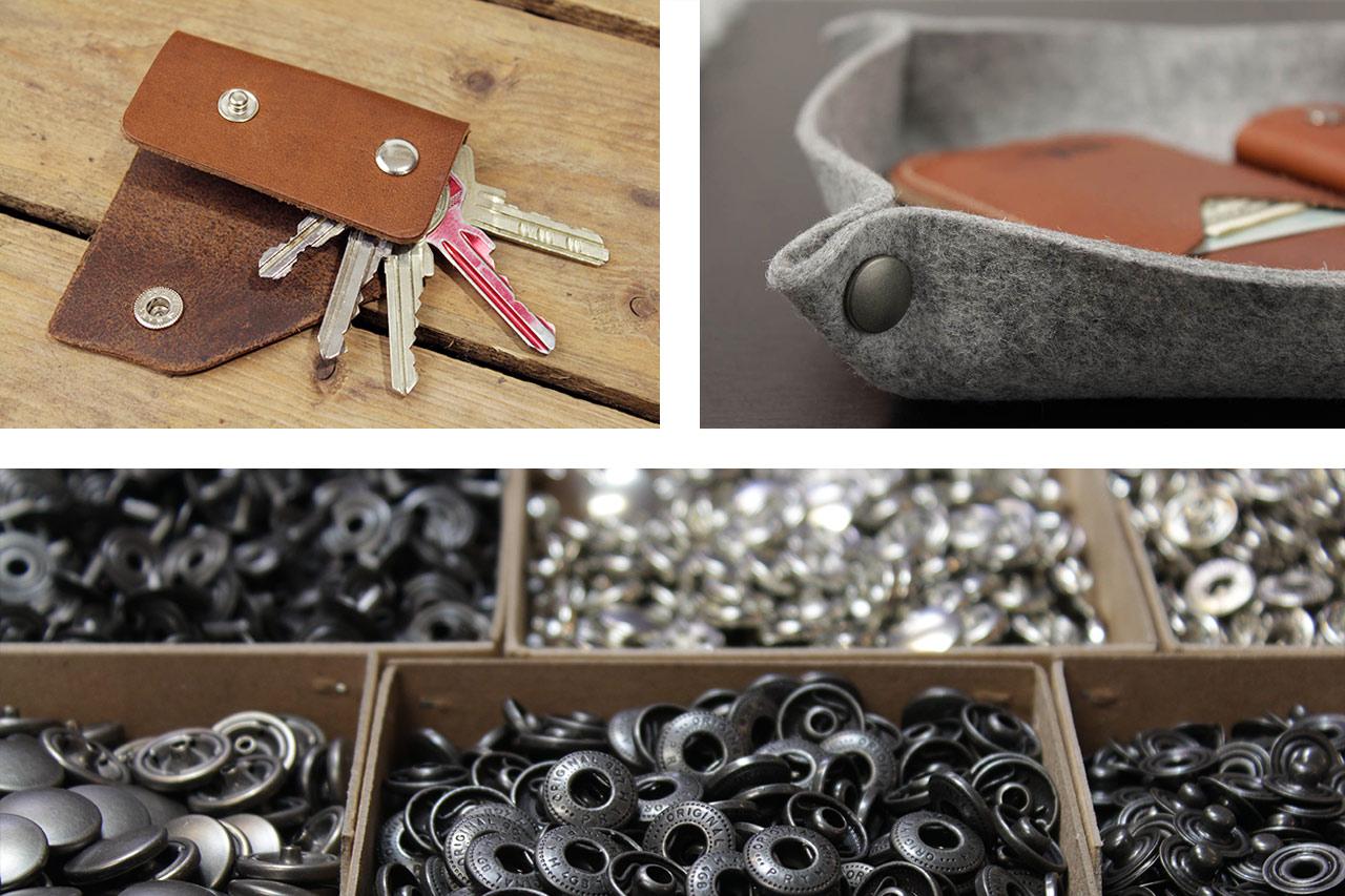 Schlüsselmäppchen Pack & Smooch