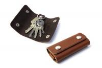 Key Case Festmoker light brown