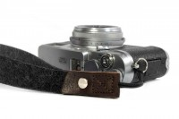 Wrist strap Camera made of wool felt
