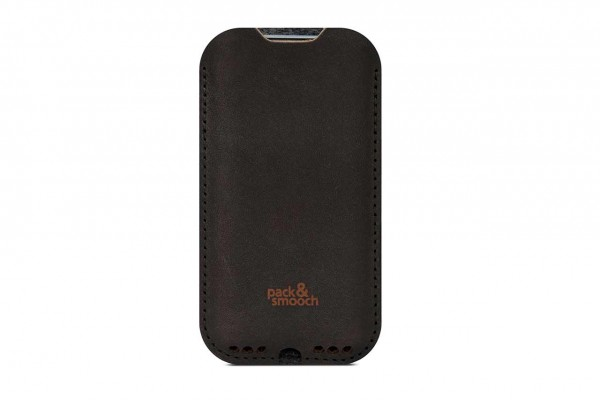 iPhone Leather Sleeve Kingston