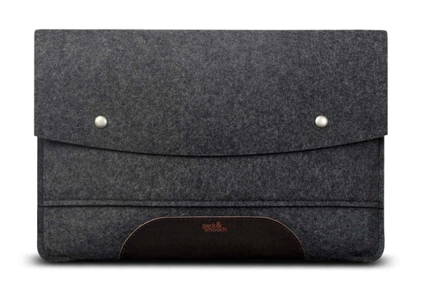 MacBook case Hampshire in anthracite